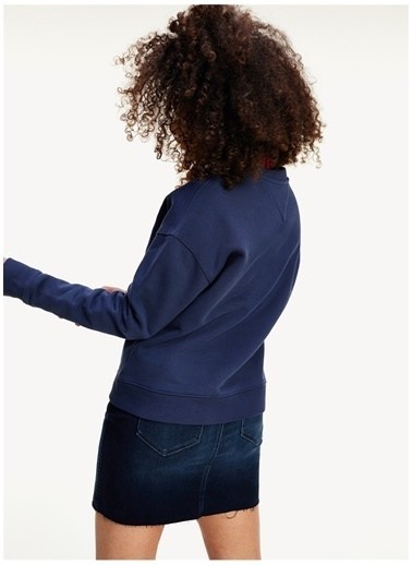 Tommy Jeans Sweatshirt Mavi